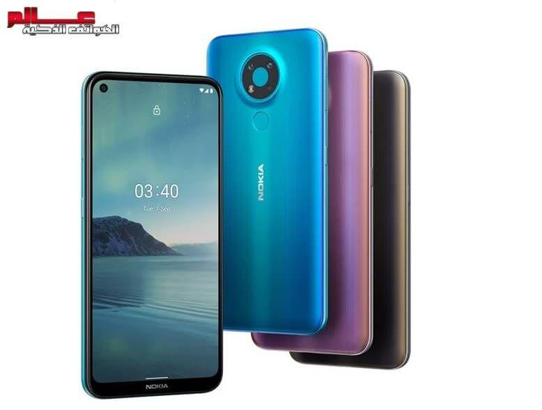 مواصفات و سعر موبايل نوكيا Nokia 3 4 هاتف جوال تليفون نوكيا Nokia 3 4 البطاريه الامكانيات و الشاشه و الكاميرات هاتف نوكيا Nokia 3 4 Nokia 3 Phone Nokia