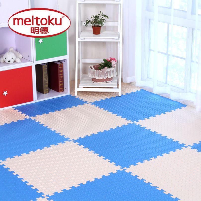 6 Pcs Lot Meitoku Bebe Eva De Jeu En Mousse Tapis De Puzzle Pour