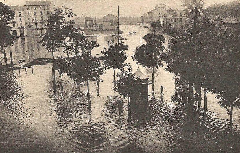 Una foto del 31 maggio 1917 della Maddalena luogo e nome