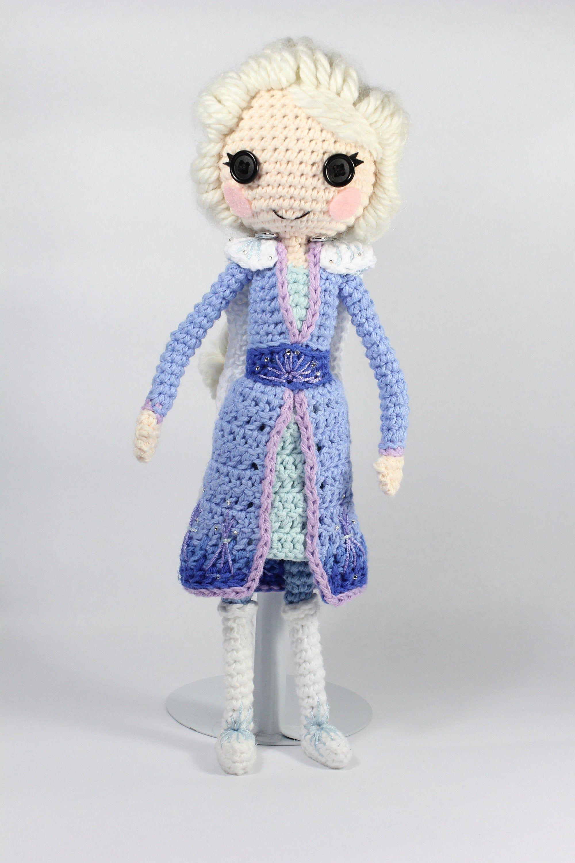Frozen Crochet Dolls | Free pattern | Frozen crochet, Crochet doll ... | 3000x2000
