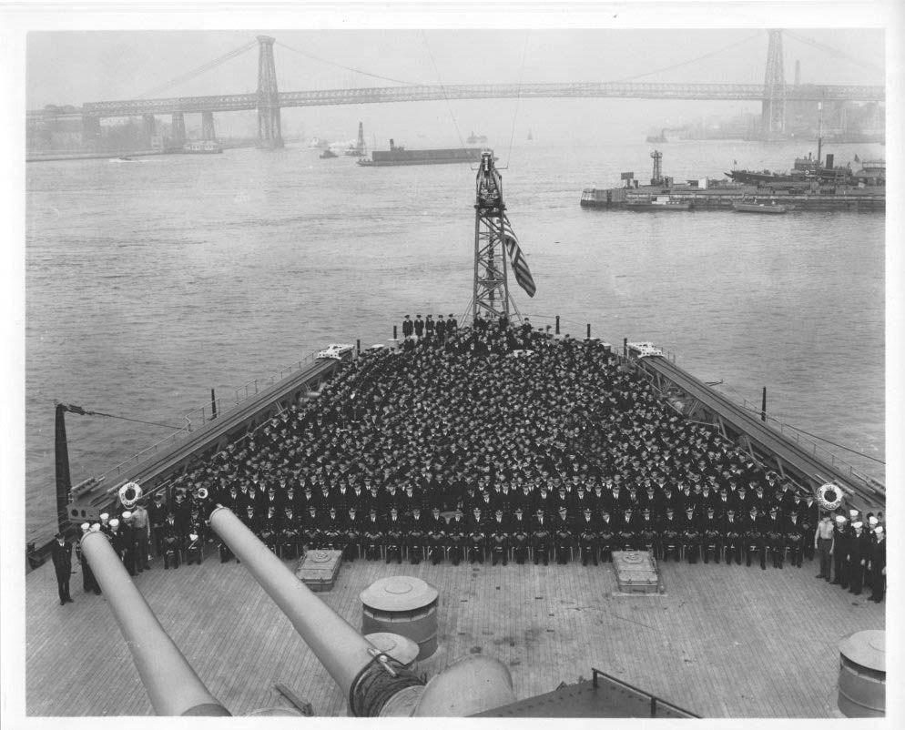Happy Navy Day October 27 Navy Day Uss North Carolina Battleship