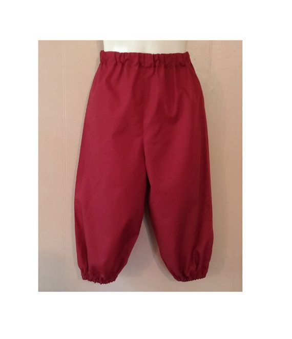 Ready to Ship Boys Colonial Breeches size 7 - 8, Pirate