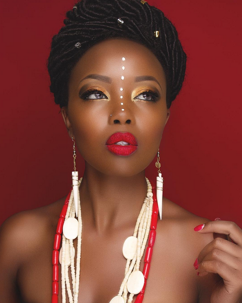 Get Inspired: Beautiful Images of Ivlyn Ndunge Mutua | African Prints in Fashion #africanbeauty