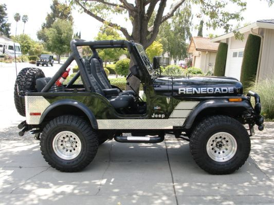 Cj5 Fan 1980 Jeep Cj5 Specs  Photos