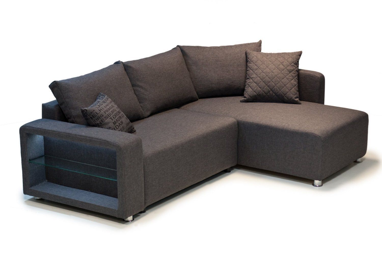 Brilliant Schlafsofa Ecksofa Sammlung Von Vicco Sofa Couch Polsterecke Bremen Led Eckcouch