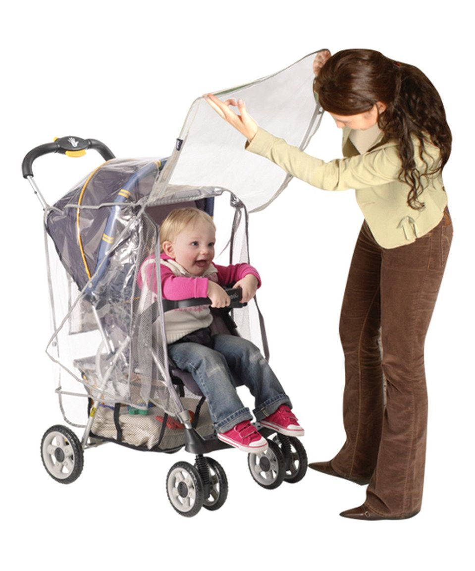 Another great find on zulily! Nûby Clear Premium Stroller