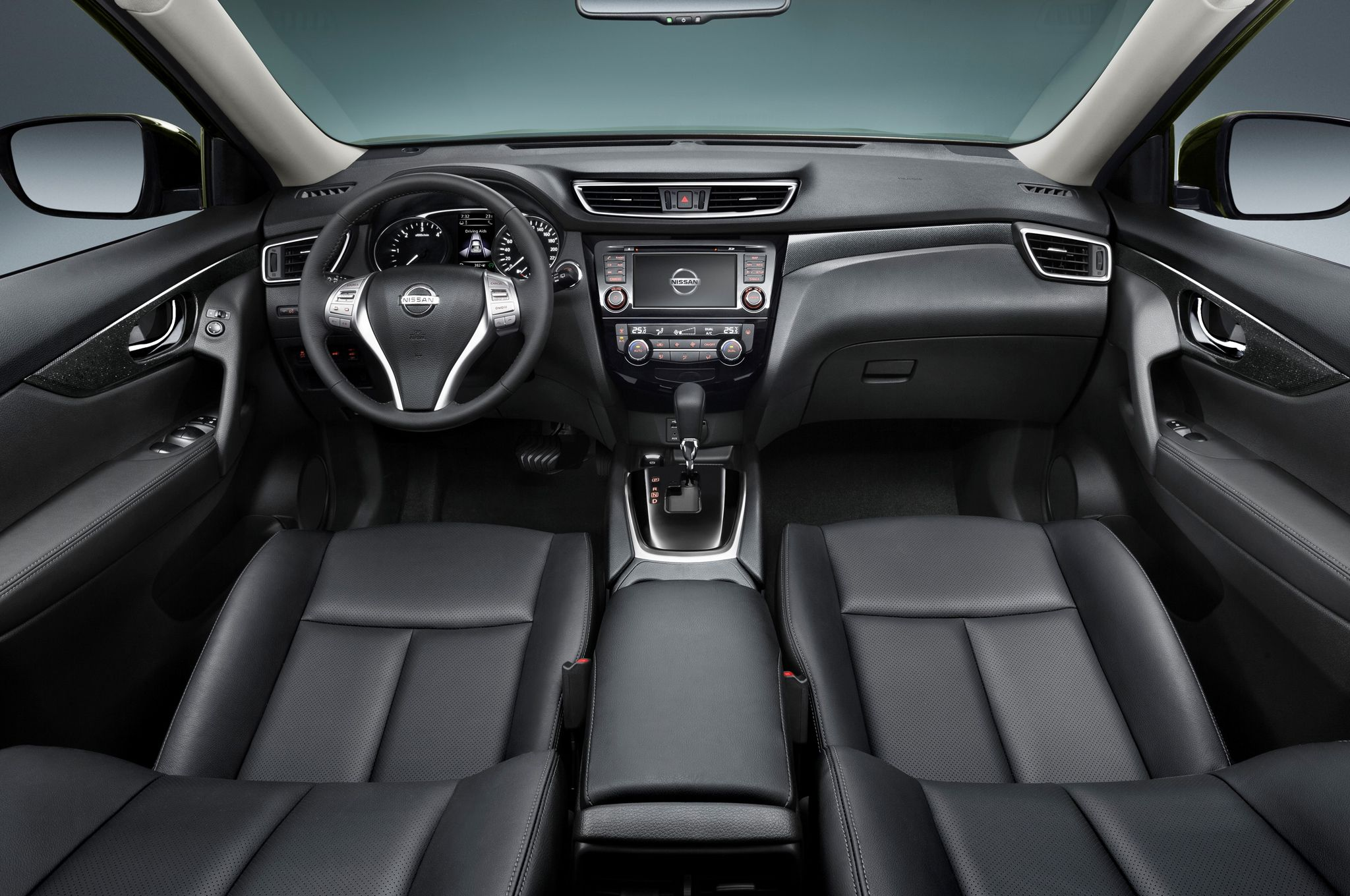 2017 Nissan Rouge Interior