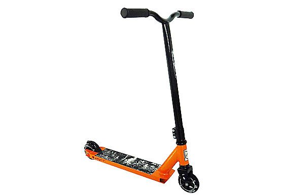 The Grit Extremist Pro Scooter Acid Orange offers great quality and reliability making it a great entry level to intermediate scooter. With a tough, triple channel deck with an internally gusseted downtube, alloy core wheels and Hi-Ten Y bars this scooter will provide hours of fun and entertainment. http://electricscooterforkidz.com/