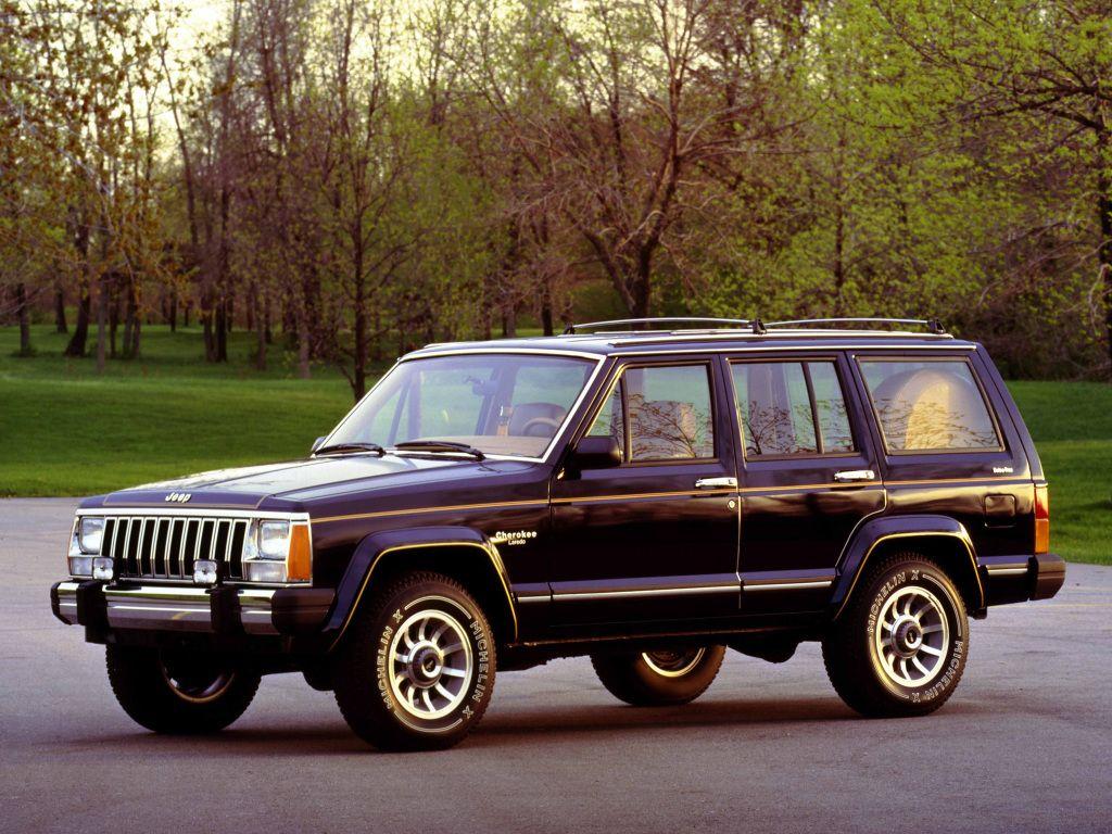 Front panel 1984–87 Jeep Cherokee Pioneer (XJ)   Jeep   Pinterest