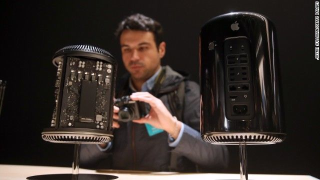 Apple's highend Mac Pro goes on sale Thursday Mac pro