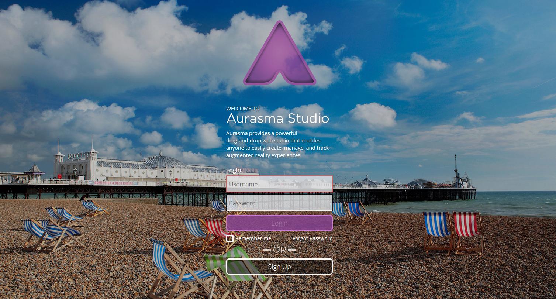 Aurasma Studio 2015. Tutorial con ejercicio.