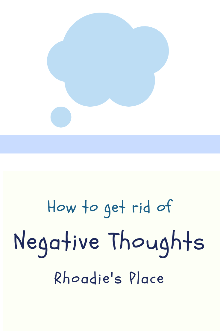 How To Get Rid Of Bad Thoughts About God