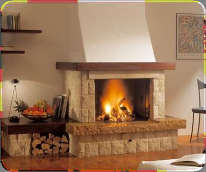 Tabla para medidas de hogar de chimenea tabla para for Hogar a lena medidas
