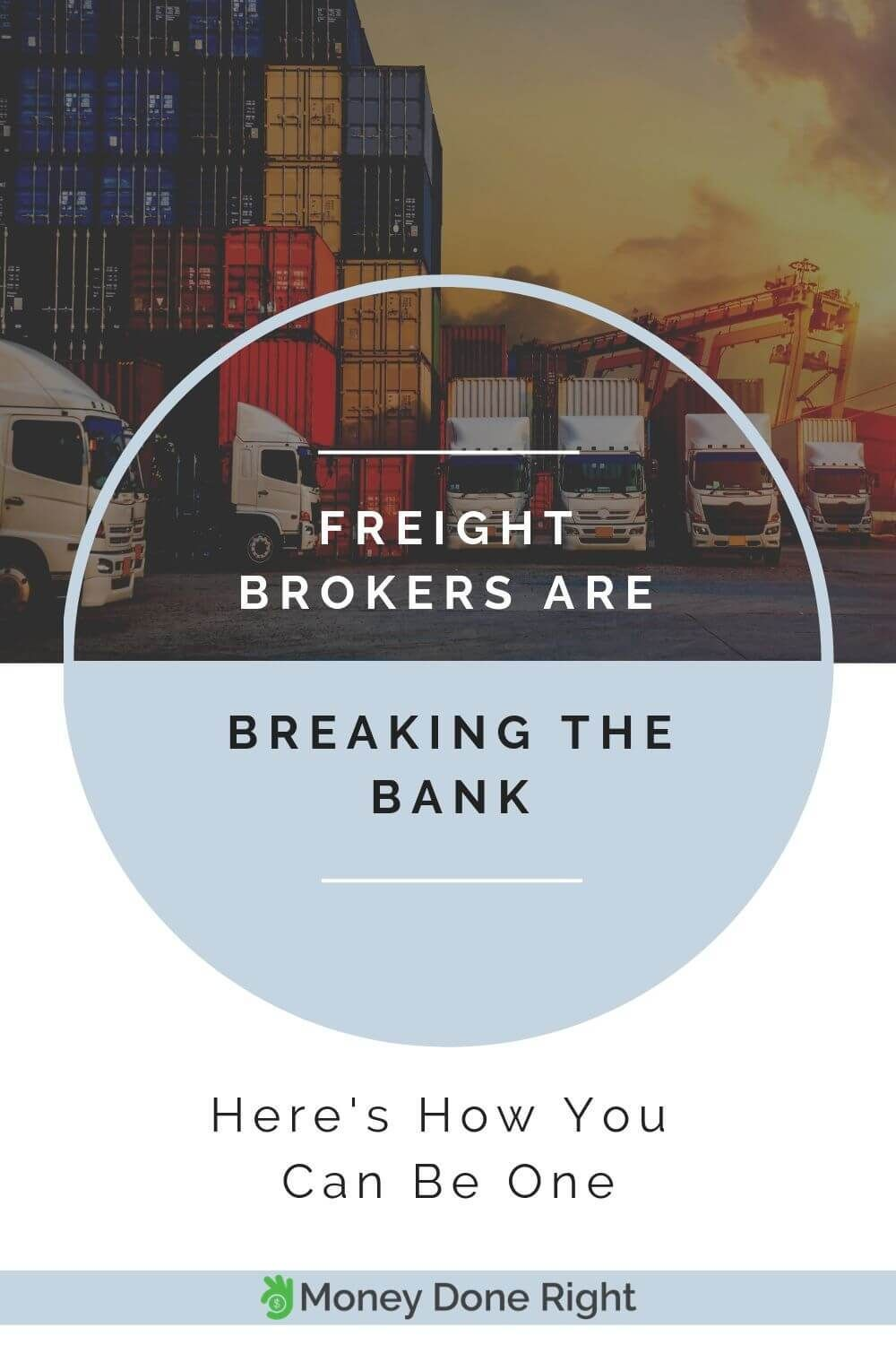 How to a Freight Broker With No Experience Money