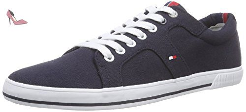 H2285Arrington 5B, Baskets Basses Homme, Gris (Midnight), 42 EUTommy Hilfiger