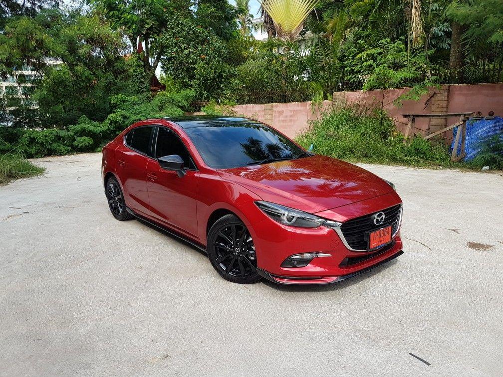 Mazda 3 Mazda 3 Sedan Mazda 3 Mazda 3 Gt