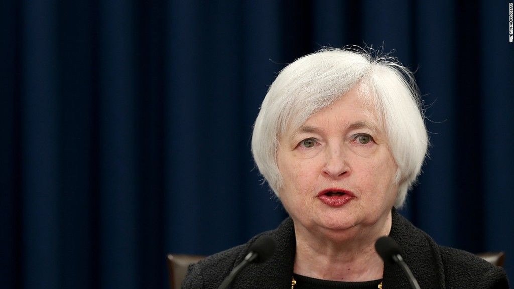 Janet Yellen Fed Low On Options To Handle Another Recession Janet Yellen We The People People