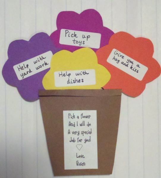 Classroom Ideas For Mothers Day : Mother s day craft for st graders first grade arts and