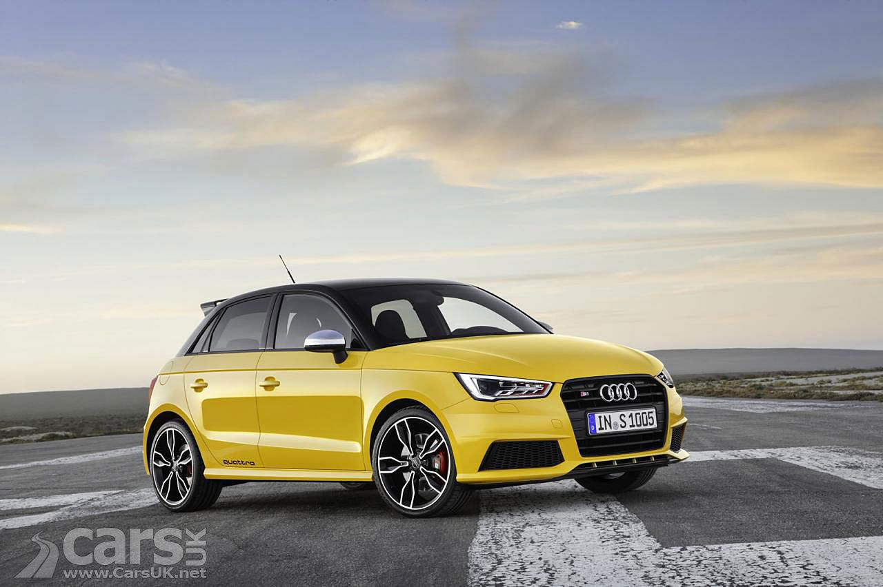 Audi Rs1 Heading For A Paris Debut Not According To Audi Audi