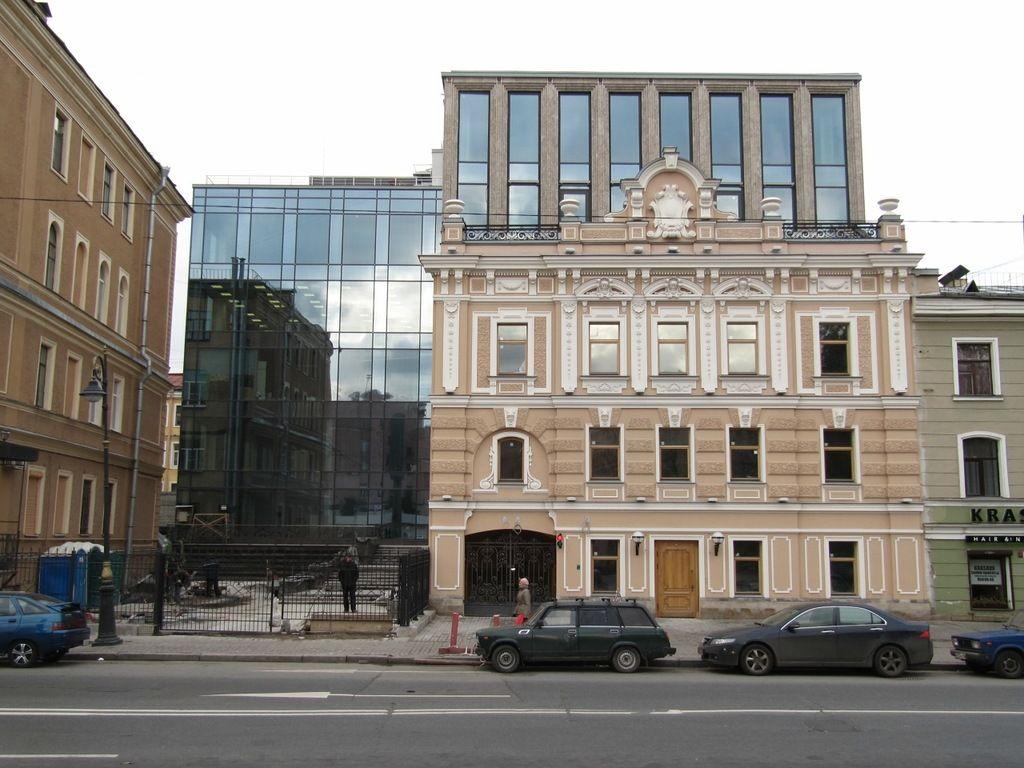 Old Building Conservation Reuse