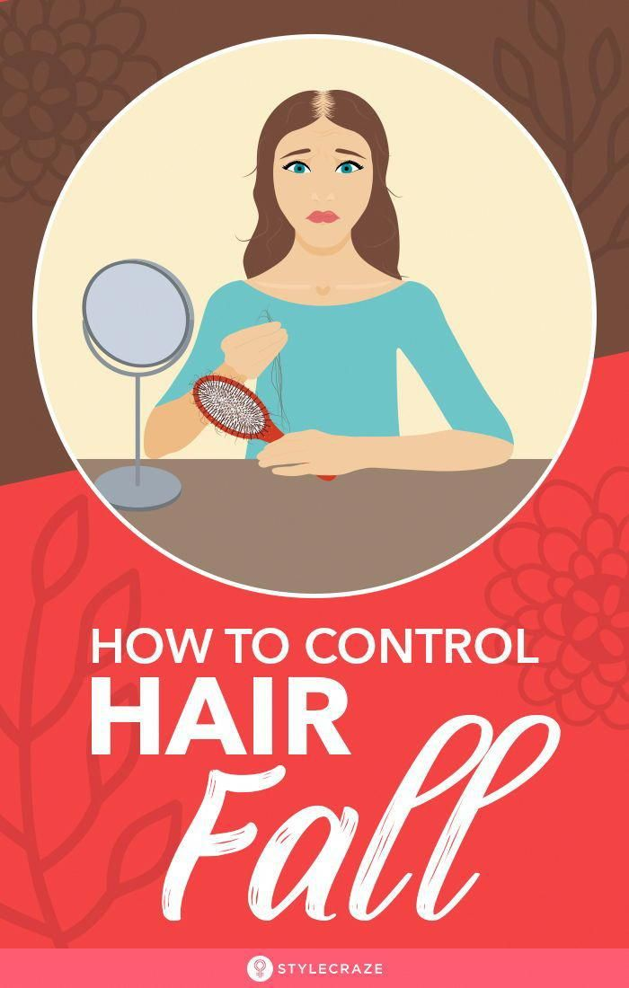 11 Effective Home Remedies And Tips To Control Hair Fall ...