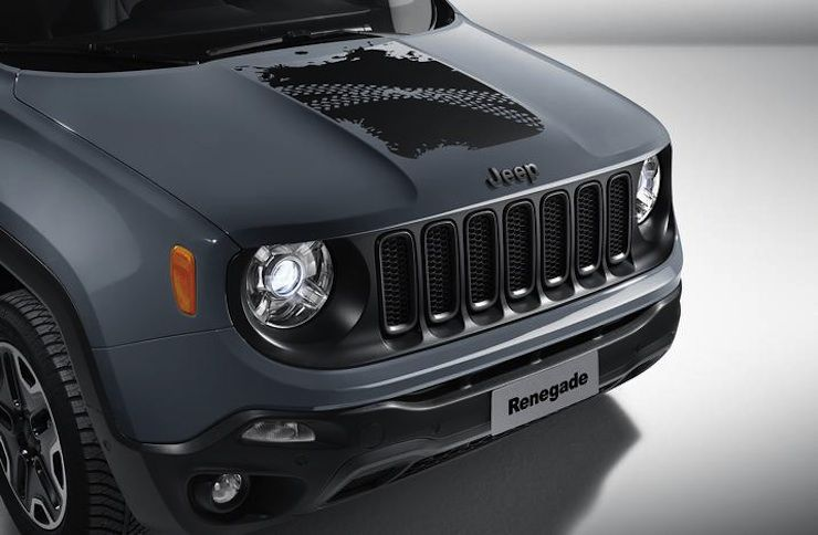 Jeep Renegade Trailhawk One Of Three Badass Concepts Jeep