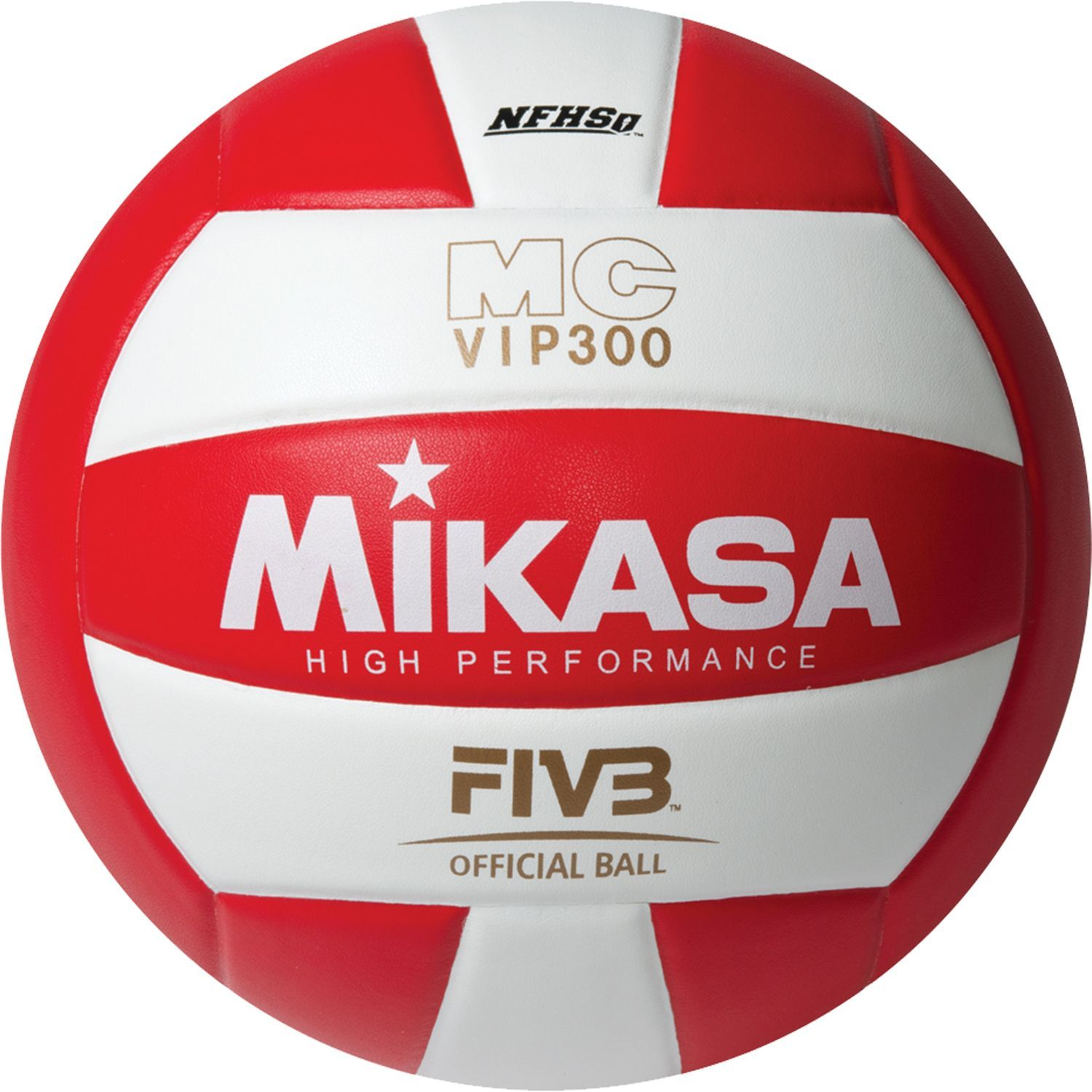 Mikasa High Performance Indoor Volleyball Red In 2020 Indoor Volleyball Mikasa Volleyball