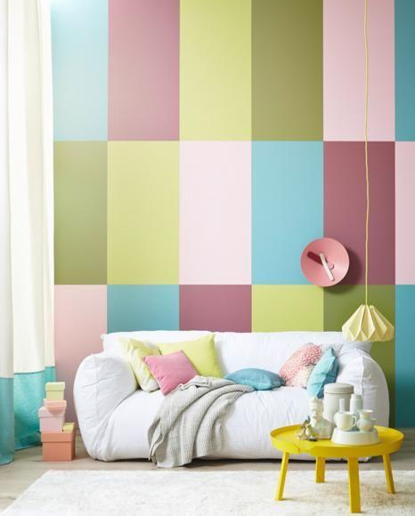 Trendfarben Von Schoner Wohnen Farbe Wohnideen Wandgestaltung Mit Funf Trendfarben Schoner Wohnen Farbe Pastell Wohnzimmer Schoner Wohnen