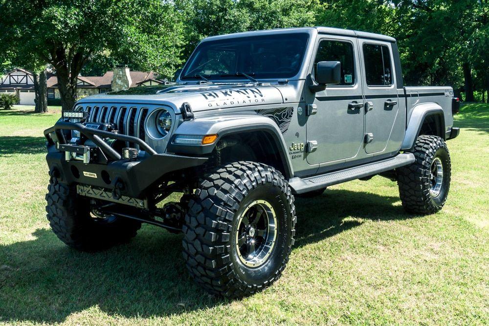 Sold 2020 Jeep Gladiator Jl 6 4 Hemi Stock 103209 In 2020 Jeep
