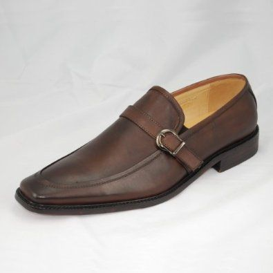 Napa Milano Loafers  All Italian Napa calfskin uppers  Leather upper/leather lining/rubber sole  Padded heel provides out-of-the-box comfort  Perfect for all weather conditions