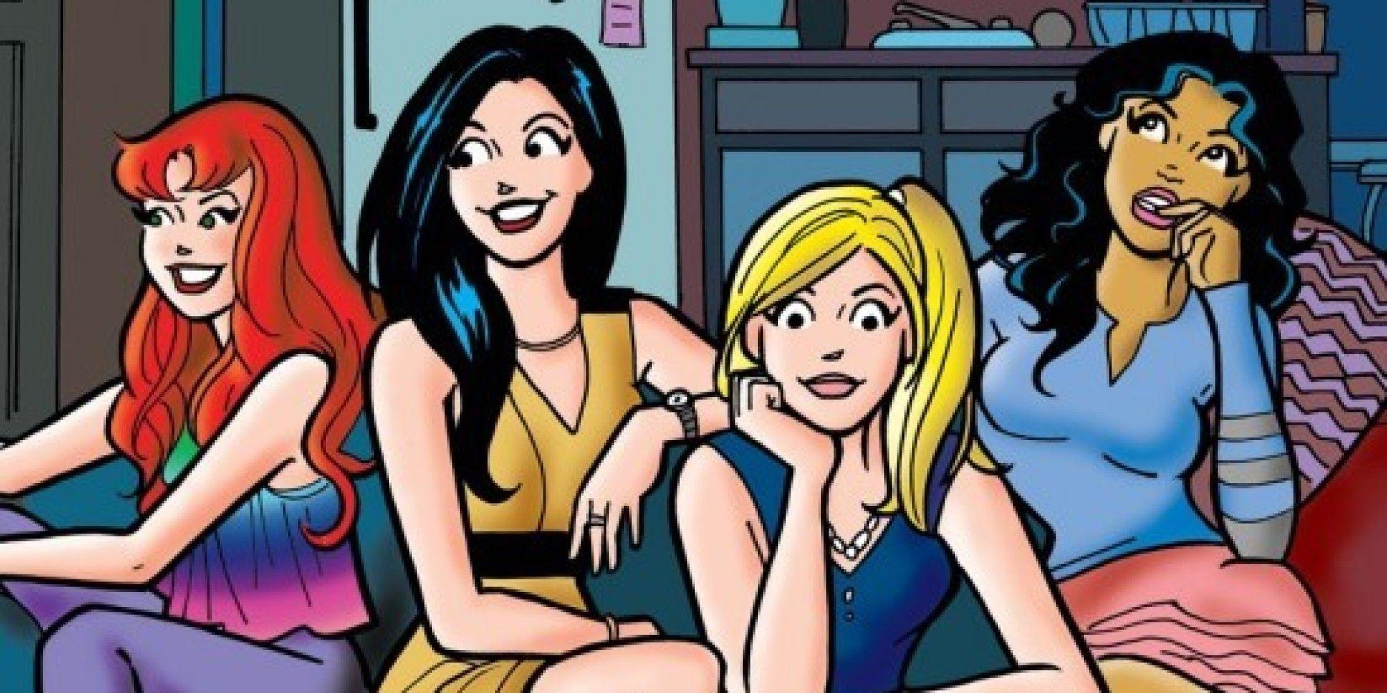 Lena Dunham To Write Archie Comics Story