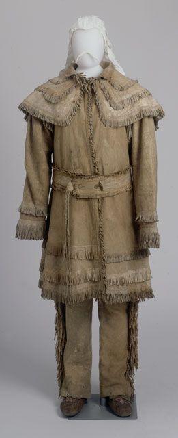 Buckskin Hunting suit