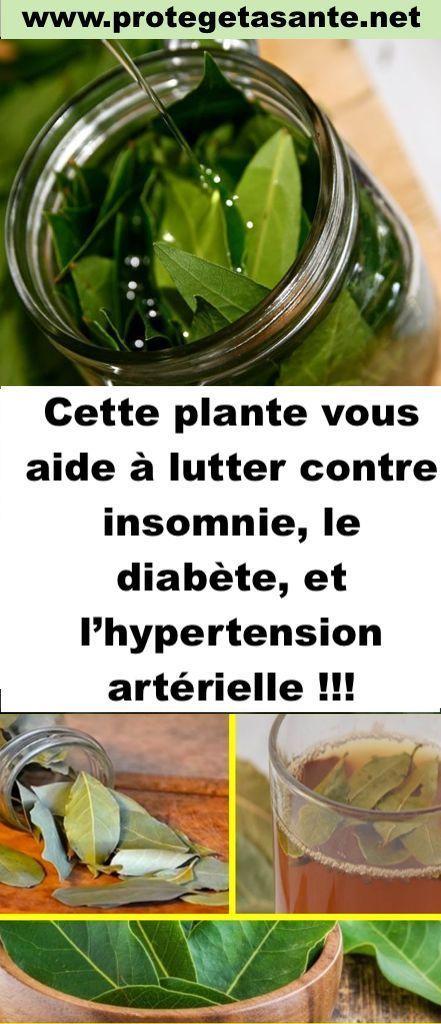 Cette plante vous aide à lutter contre insomnie, le diabète, et l'hypertension artérielle ...