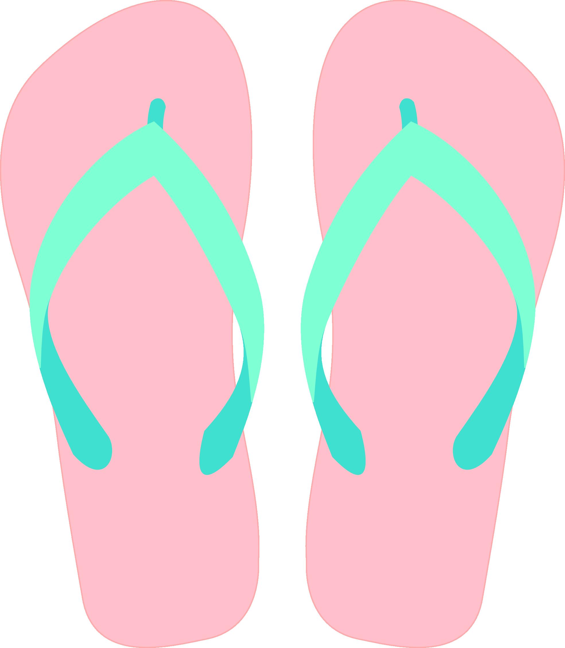 b170763e6300ec freeclip art flip flop