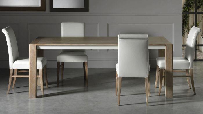 Moderne Massivholz-Esszimmermöbel – Die Natur spüren ...