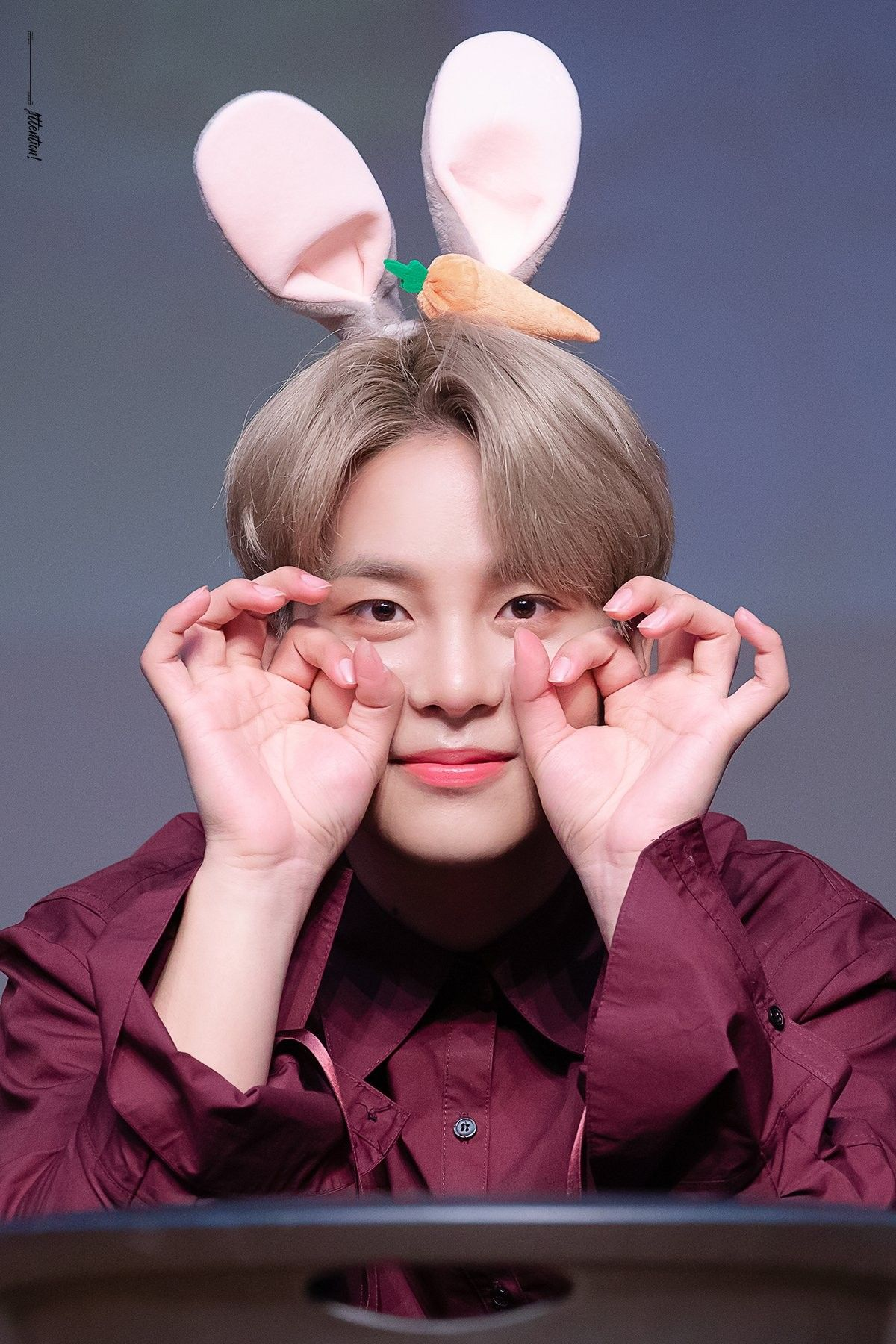 Jongho ATEEZ © Attention! Cute icons