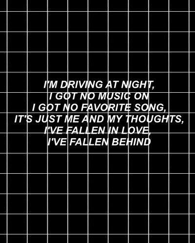 The Neighbourhood Lyrics Islaxtx Black And White AestheticBlack