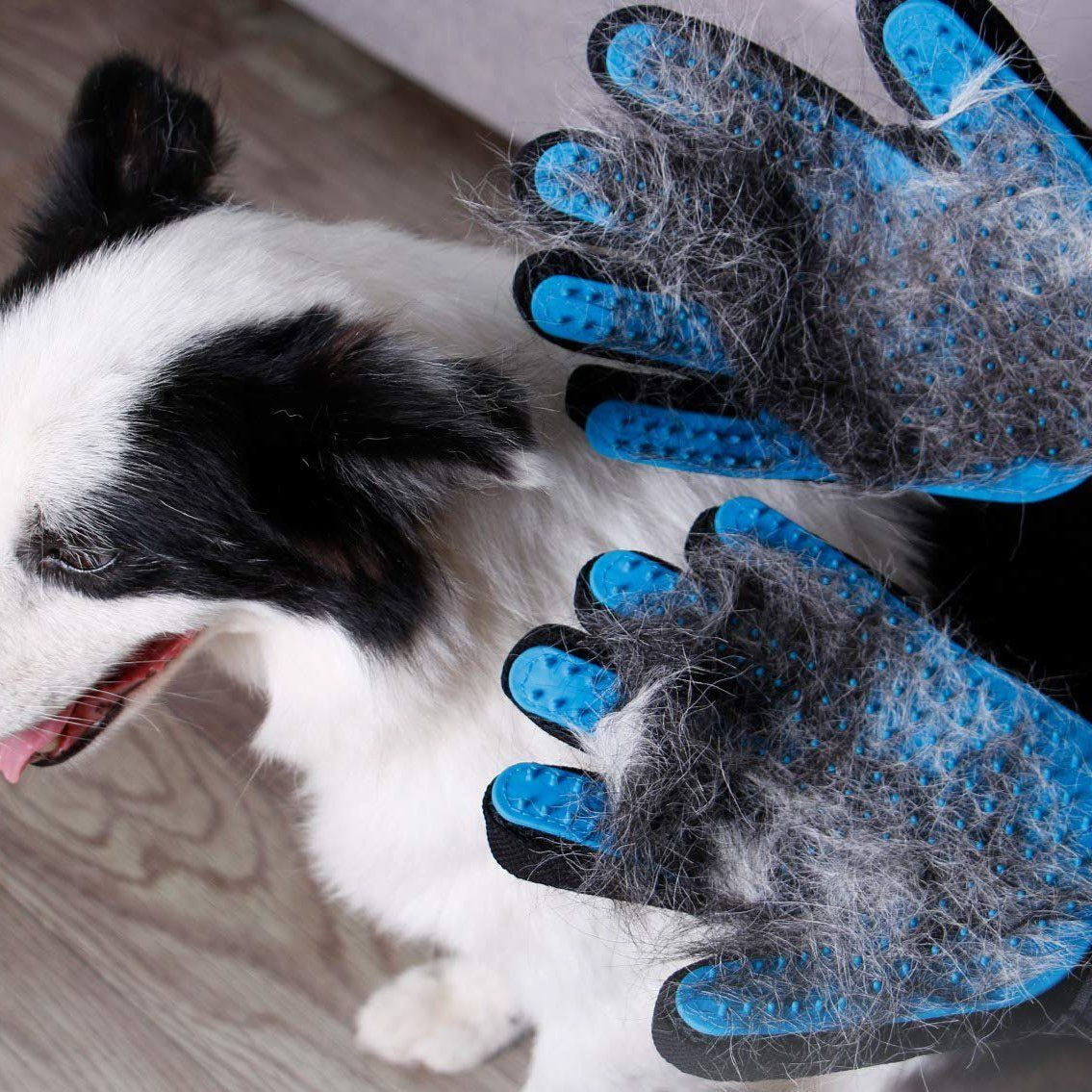Pet Grooming Gloves #inspireuplift explore Pinterest