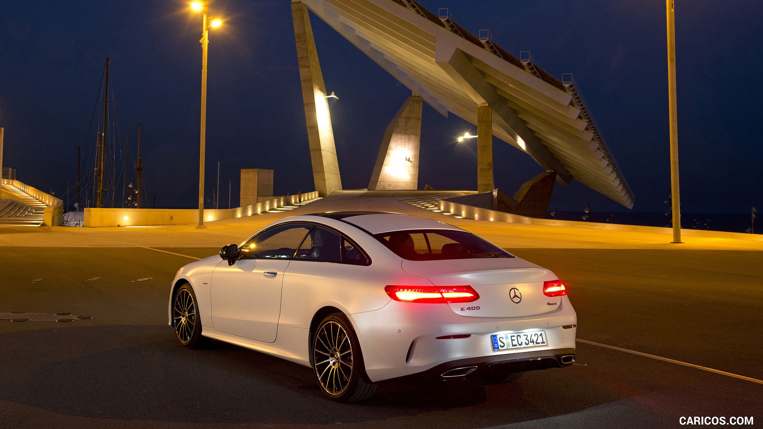 2018 Mercedes Benz E Class Coupe Wallpaper Mercedes
