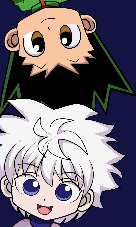 Hunter X Hunter Iphone Wallpaper Ipcwallpapers In 2020 Hunter Anime Anime Wallpaper Cute Anime Wallpaper