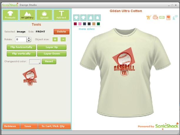 Desktop T Shirt Creator Offline Installer Free Shirt