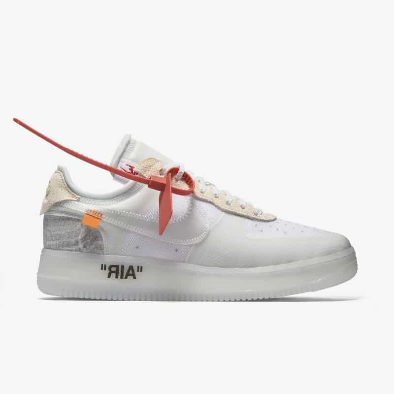 exquisite style unique design factory price AO4606-100-Off-White-x-Nike-Air-Force-1-Low-1 in 2019 | Nike ...