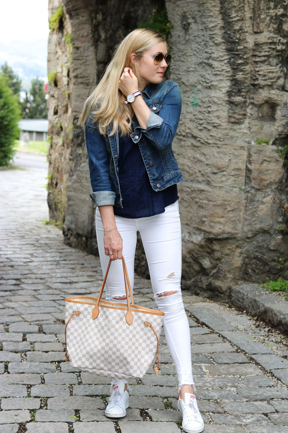 Outfit Schlossberg Crush My Dreams Outfits Louis Vuitton
