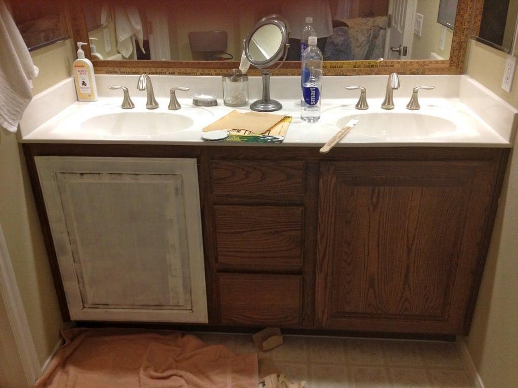 Diy Bathroom Vanity Save Money By Making Your Own Seek Diy Bathroom Cabinets Diy Small Bathroom Vanities Diy Bathroom Vanity [ 768 x 1024 Pixel ]