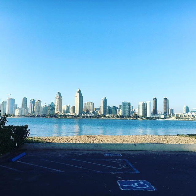 Skyline Von San Diego Sandiego Coronado California Throwback Roadtrip