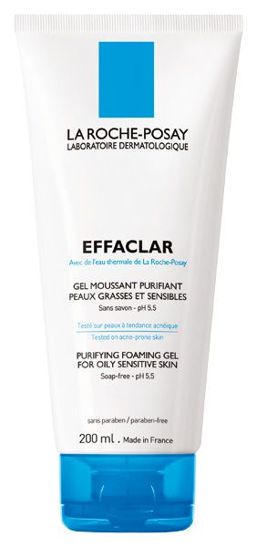 Effaclar Gel I Love This Face Wash I Love That It Foams Up And Feels Like It Leaves My Face Sq La Roche Posay Effaclar La Roche Posay Fragrance Free Products