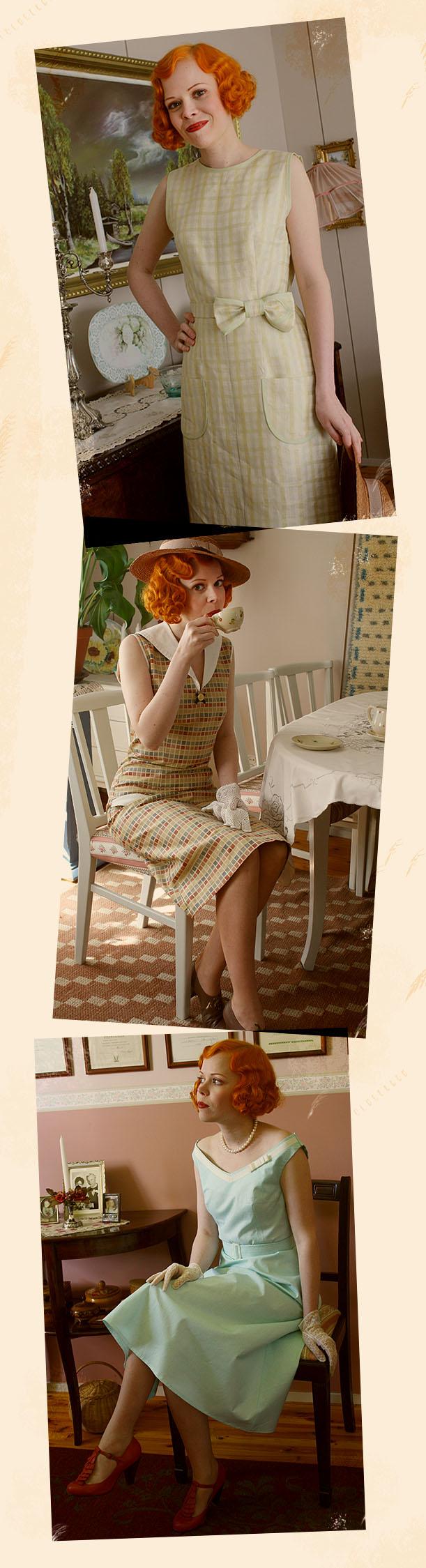 Evil Dressmaker summer collection 2012