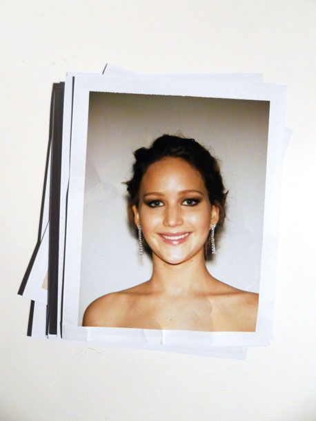 35 Candid Polaroids From the Golden Globes