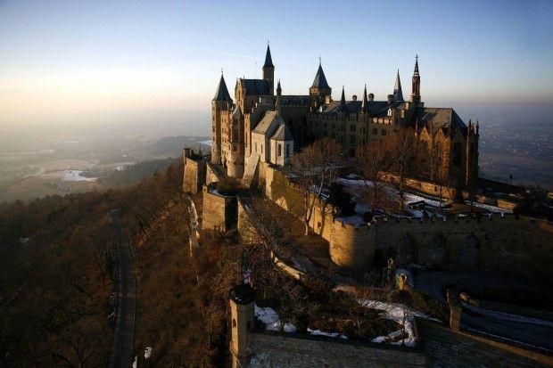 Burg Hohenzollern Deutschland Burgen Hechingen Orte Zum Besuchen