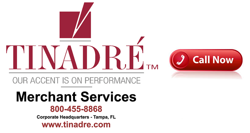 Tinadre Merchant Services Credit Card Processing 813866
